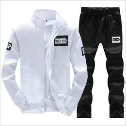$enCountryForm.capitalKeyWord Canada - Mens Tracksuit Set Plus Size Track Suit Men Stand Collar Sportswear Hip Hop Casual Sets Fitness Clothing Plus Size 3D Print#D28