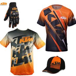 Quick Dry Shirts For Men Australia - 2018 New Motocross For KTM Summer T-Shirts Motorcycle Tops Men'S Jersey Quick-Drying Racing Shirt Moto Camiseta Dirt Bike Tshirt