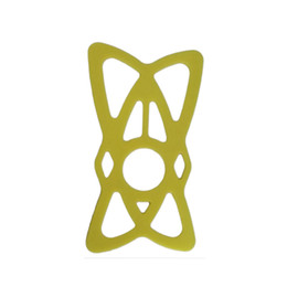 $enCountryForm.capitalKeyWord UK - Etmakit 3pcs Red black yellow High Tensile Silicone Rubber Navigator Phone Fixer Security Bands for Bike Mount Holder Handlebar