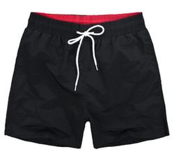 Venta al por mayor de Pantalones cortos de los hombres de la playa pantalones cortos de deportes casuales venta caliente Cordón masculino Multicolor pantalones cortos de secado rápido hasta la rodilla envío gratis