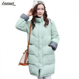 $enCountryForm.capitalKeyWord UK - 1PC Winter Jacket Women Winter Coat Women Thickening Cotton Parka Long Coats Womens Jackets Abrigos Mujer Invierno Z1557