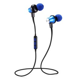 $enCountryForm.capitalKeyWord UK - Hot sale MS-T2 Magnetic Bluetooth Sport Earphone Wireless Running Headset With Mic MP3 Earbud Bass Stereo BT 4.2 For iphone xiaomi samsung