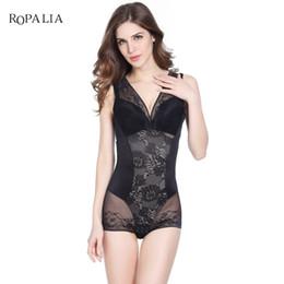09cf48ea5a9 Lace shapers Women Full Body Slimming Control Thin Seamless Tummy Waist  Shapewear Bodyshaper Top Quality