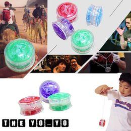 Metal Yoyo For Kids Australia - YOYO Clutch Trick String Speed Ball Mechanism Toy For Kids Children Boy