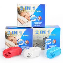 2017 nagelneue silikon schnarchstopper gesunde sleepping keepper magnetische anti schnarch schlaf gerät nasenstreifen 3 farben für wählen im Angebot