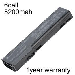 Batería para portátil de 6 celdas para hp EliteBook 8460p 8470p 8560p HSTNN-LB2G HSTNN-OB2H HSTNN-DB2H HSTNN-DB2F HSTNN-CB2F 628369-421 628368-351 en venta