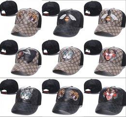 $enCountryForm.capitalKeyWord Canada - Ball cap luxury Unisex Spring Snapback hat Brand bee Baseball Hats for Men women Fashion Sport football designer Hat bone casquette gorra