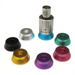 $enCountryForm.capitalKeyWord Australia - In Stock Metal Holder Clearomizer Base Atomizer Stand display for plume veil 510 Clearomizer rda stands BY DHL Free