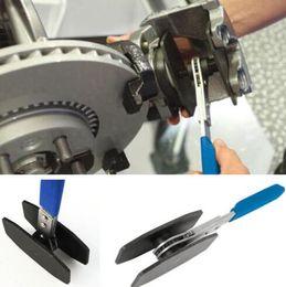 China 360 degree Adjustable Brake Caliper Press Ratchet Caliper Piston Spreader Tool suppliers