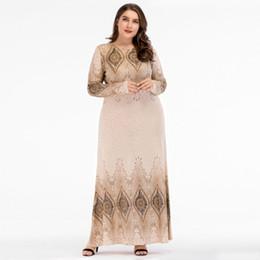 $enCountryForm.capitalKeyWord UK - Beige Sequined Islamic Clothing Pakistani Sharara Dress in Big Size 4XL,Plus Size Muslim Dresses Arabic Dress