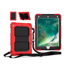 Kids ipad mini silicon case online shopping - Shockproof kids Protector Case for iPad Mini Armor Robot Full Body PC Silicone Protective Cover Case for iPad Mini mini