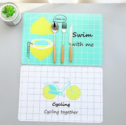 $enCountryForm.capitalKeyWord NZ - dinner placemat non-slip heat resistant kitchen PVC dining table mat bowl pad coasters waterproof table decor pad