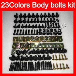 Rs 125 abs faiRing kit online shopping - Fairing bolts full screw kit For KTM Duke R Duke Duke Super DukeR DUKE Body Nuts screws nut bolt kit Colors