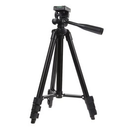 professional digital video camcorder 2019 - Professional Flexible Tripod Portable Aluminum Pan Tilt Head Mount Camcorder Digital Video Statief Travel Tripod For Cam