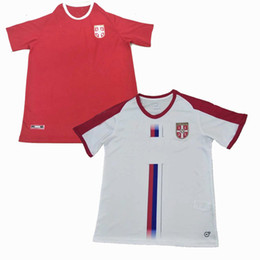 a9aad2000 2018 2019 World Cup Serbia national team home away 18 19 football jersey  shirts S-2XL