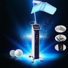 Discount color therapy machines - New promotion piranha lamp PDT light therapy LED machine for wrinkle and acne removal 7 color photon led skin rejuvenati