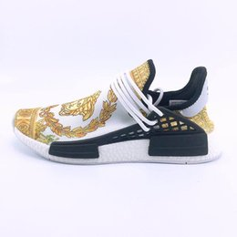 2018 pas cher en gros NMD en ligne race humaine 3 génération Pharrell Williams X NMD chaussures de sport, chaussures de sport discount pas cher size36-47