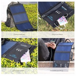 solar powered phone battery charger NZ - 20W Solar Power Bank Solar Panel Portable Charger External Battery Universal Powerbank For iPhone For Xiaomi Phones