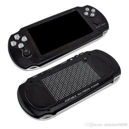 China PAP Gameta II Plus 4GB HDMI 64Bit Games MP4 MP5 TV Game Consoles Portable Handheld Game Player TV Out Camera E-Book PVP Pxp3 PVP GB Boy suppliers