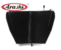 accessories for honda NZ - Arashi Radiator For Honda CBR1000RR 2008 2009 2010 2011 Motorcycle Replacement Accessories Cooling Cooler CBR 1000 RR CBR1000 1000RR