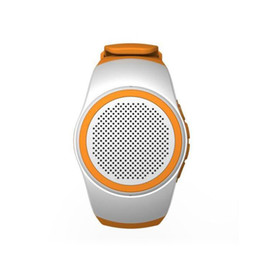 speakers rates UK - ZZYD B20 Mini Bluetooth Speaker Bass Smart Watch Bluetooth Wireless Universal For Music Player With TF Card by niubility