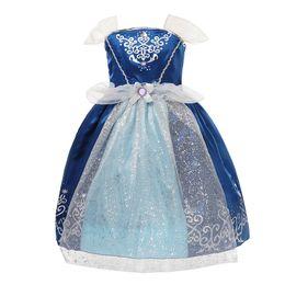 $enCountryForm.capitalKeyWord UK - 9 Styles NEW dress Hot Selling Summer Princess Fairy Dresses Kids Sleeveless children's wear Girl Princess Dresses
