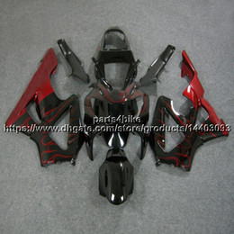 $enCountryForm.capitalKeyWord Australia - 23colors+5Gifts Injection mold ABS red flames Fairing For Honda CBR929RR 2000-2001 CBR929 RR 00 01 CBR 929 RR bodywork motorcycle plastic