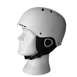 China Ski equipment warm men and women snow helmet skateboard and skiing breathable impact resistant helmets size S L head and earmuff protection suppliers