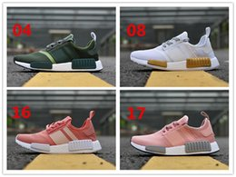 Discount sports hiking - 2018 Fashion MENS NMD Runner R1 Mesh Triple Salmon City Paclk Men Women Running Shoes Sneakers Original NMDs Runer Prime