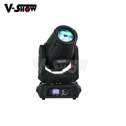 Moving Head Case Australia - 2pcs with flight case free shipping led 350w 17R beam spot wash 3 in 1 moving head light dmx control for dj disco,stage and bar