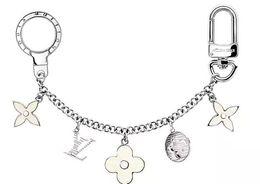 Pvc jewelry online shopping - FLEUR D EPI BAG CHARM CHAIN Christmas Gift KEY HOLDERS CHARMS TAPAGE BAG CHARM KEY Belts Jewelry