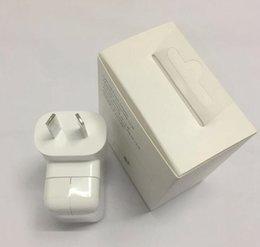 Carregamento rápido usb carregador para ipad 10 w 2.1a viajar carregador portátil para iphone 6 6 s 7 plus adaptador tablet samsung em Promoção