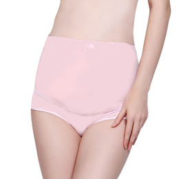 004a7eaa70cfb New Arrival Adjustable Elastic Soft Cotton Pregnant Women Underwear  Breathable Belly Support Panties Maternity Supplies