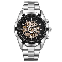 $enCountryForm.capitalKeyWord NZ - Men's sports watch high quality business Luminous Automatic mechanical watches nk fashion vk fashion style Stainless steel Strap hollow