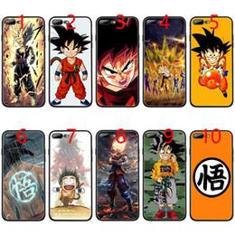 $enCountryForm.capitalKeyWord Australia - Dragon ball Z Sagas Kid Goku Soft Black TPU Phone Case for iPhone XS Max XR 6 6s 7 8 Plus 5 5s SE Cover