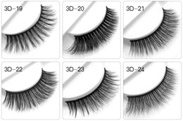 $enCountryForm.capitalKeyWord Australia - amazon top seller 2018 False Eyelashes Eyelash Extensions handmade Fake Lashes Voluminous 3D Fake Eyelashes For Eye Lashes Makeup