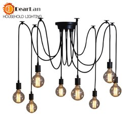 Home Goods Lamps Online Shopping   Good Looking Fashional Eletrical Wire  Pendant Lights With Heads E27