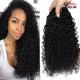 Curly hair perming online shopping - 8a Raw Indian kinky curly Human Hair Extensions Unprocessed Indian Human Hair curly Weave Indian Virgin Hair Bundles