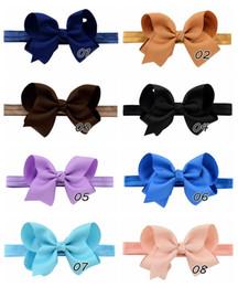 599a5bd4d Hello Kitty Headbands Australia - Xmas girls baby bow headband kids head  wrap children infant hair