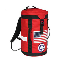 Black Red Teenager Backpack Boys Girls  School bags Casual Back pack Adult  Students  Travel Bags Waterproof Large Capacity bda2e150ce3f9