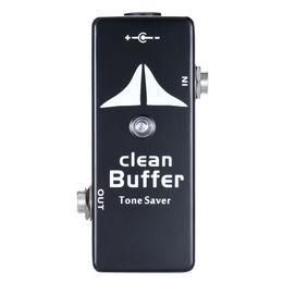 Mini Effects Pedals Australia - Mosky Clean Buffer Guitar Effect Pedal High Quality Mini Buffer Guitar Pedal