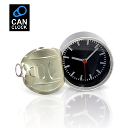 Wholesale CANCLOCK Fashional Simple Designs Kitchen Fridge Magnets Cheap Wall Clocks Desk Table Function Clocks