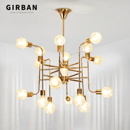 Discount g9 pipe - Modern Art Glass Pendant Lights G9 Light Source Living Room Dining Room Bedroom Hanging LED Lamps