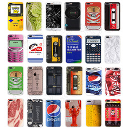 Wholesale apple 5s cell phone case for sale - Group buy 3D Creative Camouflage Design Phone Case for X S plus s Samsung Huawei Soft TPU thin cell phone Cases Painted Cover