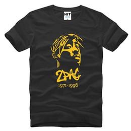 1ef6106e058e Thug Life Tupac 2PAC Hip-hop Rap Rock Mens Men T Shirt T-shirt Fashion 2017  New Short Sleeve O Neck Cotton Tshirt Tee