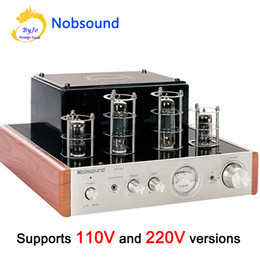$enCountryForm.capitalKeyWord Canada - Nobsound MS-10D Tube Amplifier Hifi Stereo Audio Power Amplifier 25W*2 Vaccum Tube AMP and Headphone support 110V or 220V
