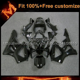 cbr929rr fairings Australia - 23colors8Gifts Injection mold glossy black Body Kit motorcycle cowl for HONDA CBR929RR 2000-2001 CBR 929 RR 00 01 ABS Plastic Fairing