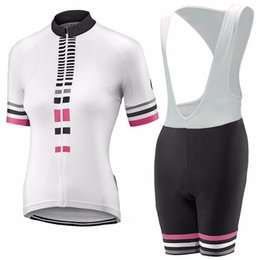 Liv 2017 Women Cycling jersey bib shorts set 9D gel pad MTB bicycle clothes  Maillot ropa ciclismo mujer bike 100%Polyester Top shirt 617434746