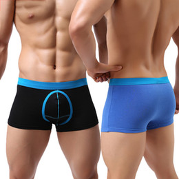 9e4c99edcecd Sexy Cotton Underwear Men Boxer Soft Breathable Homme Cueca Novelty Sissy  Penis Funny Mens Panty Shorts Boxers Underwear Underpants
