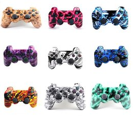 Games controllers online shopping - Bluetooth Wireless Controller for PS3 PlayStation3 game controller gamepad joystick DHL B JYP